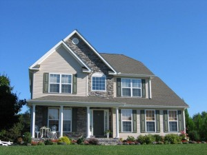 The Orchards - home model - Abington 1