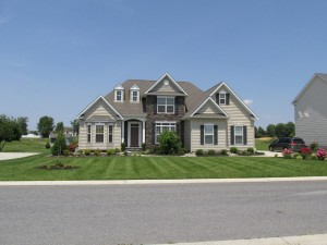 The Orchards - home model - Cambridge
