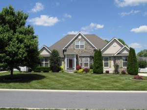 The Orchards - home model - Davenport